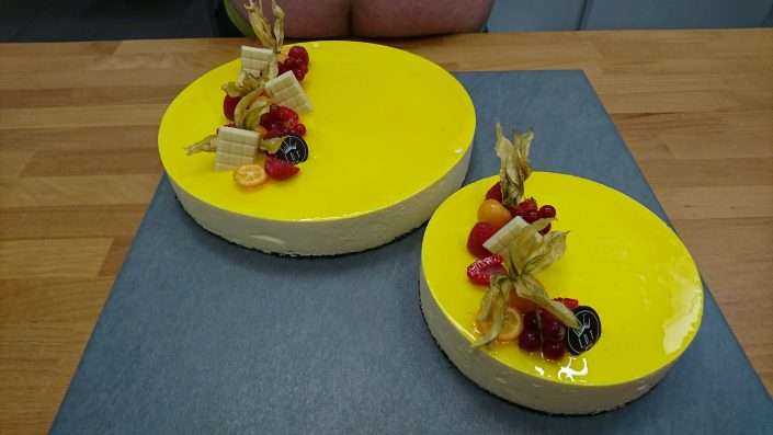 gâteau anniversaire - traiteur Toulouse - traiteur Pau - Labo des Tokés