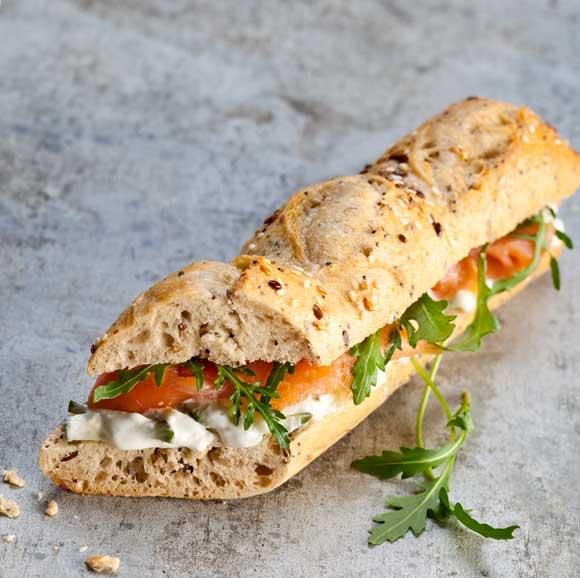Sandwich céréales