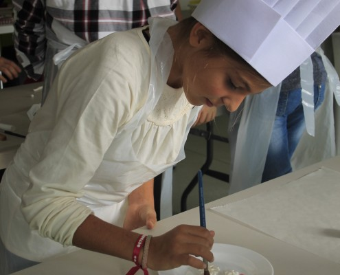 Cours de Pâtisserie - maison de la jeunesse à Cugnaux