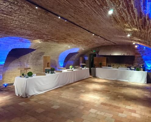 Cocktail sur Toulouse - Hôtel d'Assezat - Traiteur Toulouse