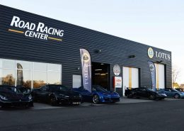 Afterwork Road Racing center Lotus - Pau