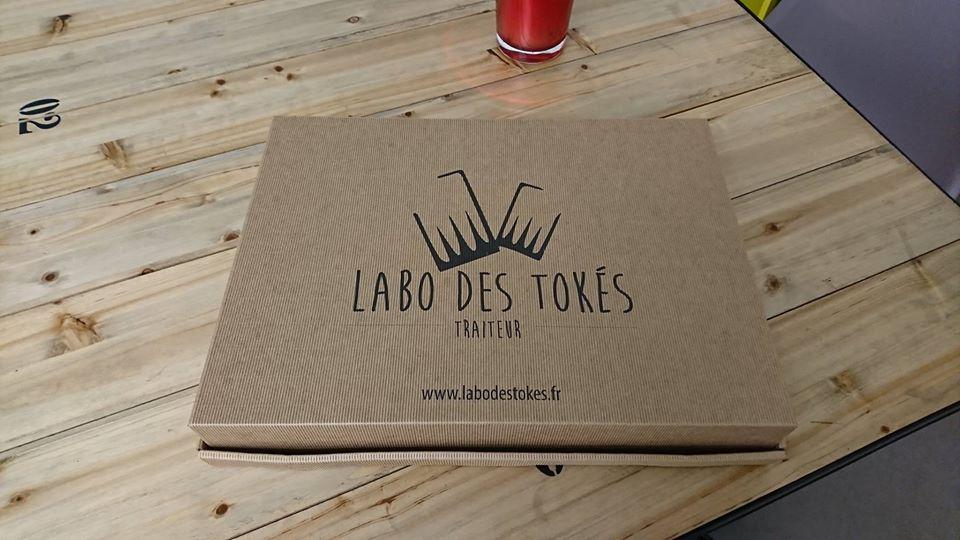 plateaux repas Pau – traiteur – Labo des Tokés