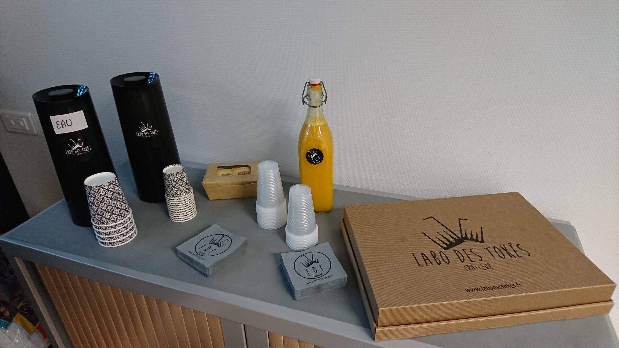 Petit Déjeuner – Traiteur Toulouse – Traiteur Pau – Labo des Tokés