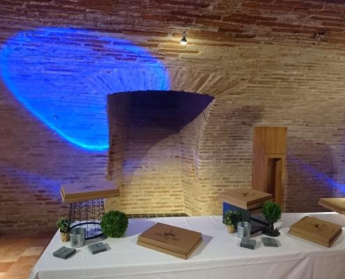 Cocktail Toulouse - Hôtel d'Assezat - Labo des Tokés - Traiteur Toulouse